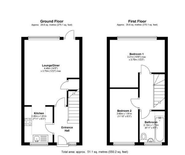 Masefield Floorplan